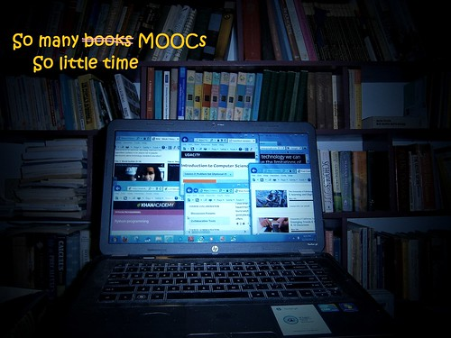 So many MOOCs by mksmith23, on Flickr