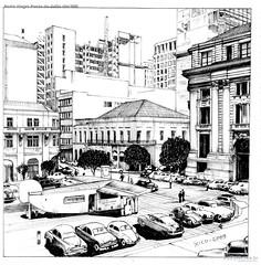 Porto Alegre Posto do Avião déc1960