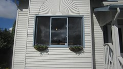 Bay Window Addition - Before