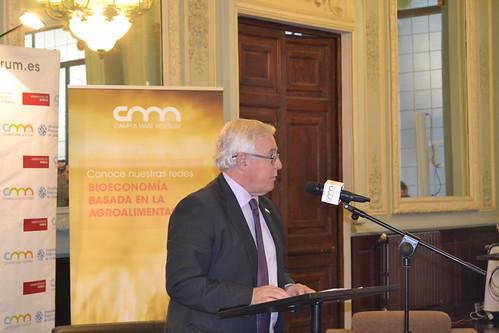 José Antonio Cobacho en 'Diálogos CMN'