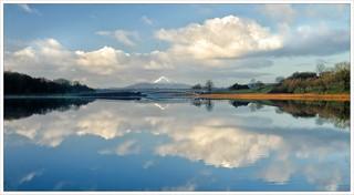 Lough Lannagh Reflections