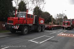 G602 FBF | Faun Koloss | Abnormal Load Engineering Ltd (ChrisGlobe.co.uk) Tags: engineering load ltd abnormal faun stgo koloss g602fbf