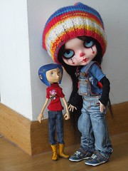 Mila and Coraline