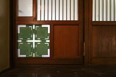 FLW - Yamamura House (Yodoko Guest House) (28) (evan.chakroff) Tags: house japan franklloydwright osaka wright minami residence flw ashiya hyogo makoto 1918 1924 arata ksa endo yamamura yodoko yamamurahouse hyogoprefecture evanchakroff yodokoguesthouse arataendo chakroff 19181924 ksajapan2013 makotominami
