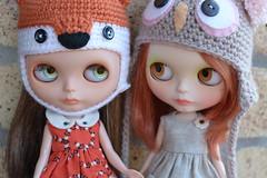My 2 Soulgirl custom girls