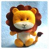Leãozinho (Vi&cacá Arts) Tags: guirlanda macaco feltro animais leão girafa elefante enfeitedeporta enfeitedematernidade animaisemfeltro