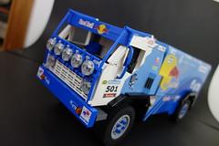 Dakar Kamaz (LegoMarat) Tags: