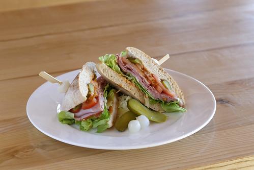 Chiabatta Sandwich