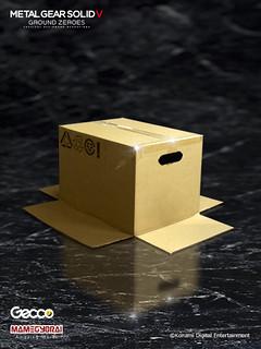 史上最高水準!究極的1/6 可動玩具!『潛龍諜影5:原爆點』100% 再生紙可動紙箱