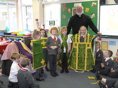 Father Philip to class 2 (2)