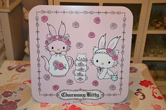 Table Charmmy Kitty and Sugar collection Lapine (Girly Toys) Tags: charmmy kitty sugar sanrio chat cat collection table lapine lapin bunny rabbit missliliedolly miss lilie dolly aurelmistinguette