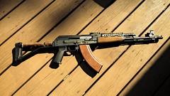 gun control ace rifle ak rifles guns yugo bakelite yugoslavia ak47 firearm firearms zastava serbian akm pws 762x39 magpul