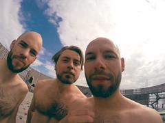 Jumps p sneglen (magnifik) Tags: hero kbenhavn amb amager badning gopro pederene henrikhorn sneglen