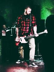 22/52 This is my... (NikkiNakkiNoo365) Tags: newcastle bass guitar grunge gig band onstage northeast iphone week22 52weeks trillions snapseed