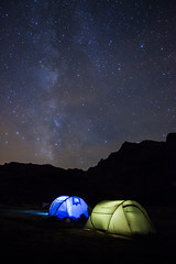 1000 stars hotel (Fran asensio) Tags: camping huesca estrellas nocturna aventura pirineos altamontaa ayous fotografianocturna vialactea nocheestrellada altoaragon mididossau nochedeacampada