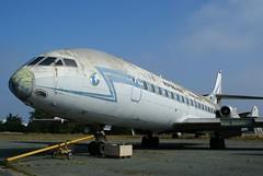 Sud Est SE210 Caravelle  (cerm007) (Aero.passion DBC-1) Tags: museum aircraft aviation air muse mae lbg avion airmuseum bourget airspacemuseum caravelle sudest se210 lfpb aeropassion musedelair dbc1