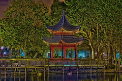Lake Eola Park, City of Orlando, Orange County, Florida, USA (Jorge Marco Molina) Tags: gazebo lakeeolapark longexposure orlando florida usa cityscape city urban downtown density skyline skyscraper building highrise architecture centralbusinessdistrict cosmopolitan metropolis metropolitan metro commercialproperty sunshinestate realestate orangecounty centralflorida thecitybeautiful commercialoffice