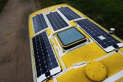 Thunder Bus (ThunderBusRecordingStudio) Tags: thunder bus recording studio solar powered joon wolfsberg oldtimer 1996 büssing yellow pannels