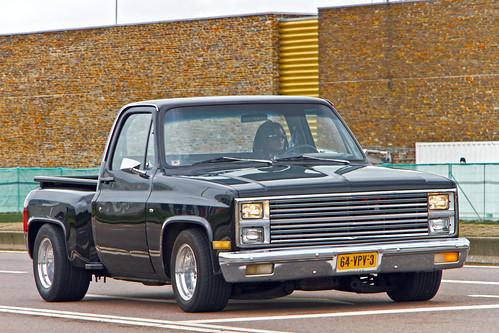 "Chevrolet Silverado ""Cootje"" 1982 (1389)"