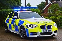 GX14 DNY (S11 AUN) Tags: sussex surrey police bmw 1series m135i anpr traffic car rpu roads policing unit 999 emergency vehicle gx14dny