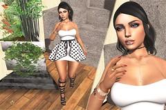 ✺✺ 302 ✺✺ (*Star Girl Fashion*) Tags: secondlife sl avatar moda fashion radex supernatural pacagaiacreations catwa make dselles