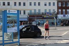 IMG_8764_small_F (Paul Russell99) Tags: weymouth prom jump seaside beach car bus stop