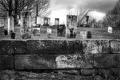 Audience of One (drei88) Tags: stone terrace life death love loss mourning grave bleak dreary history charged clouds eternal windswept desolate desolation grief dark legacy