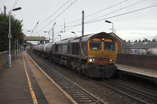 66726 at Stowmarket