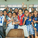 Me with our Year 7 students in CSIL Kasait, Timor Leste