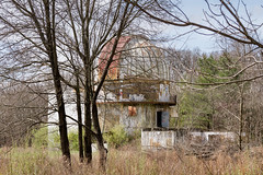 01 Prairie Observatory 1 Apr 2017 (Explored Apr 4, 2017 #377) (Mike Matney Photography & Design) Tags: 2017 canon eos7d illinois march midwest oakland prairieobservatory decay rurex unitedstates us