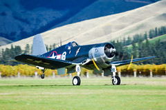 Photo (Rorohiko) Tags: zkcor goodyear vought fg1d corsair omaka classic fighters
