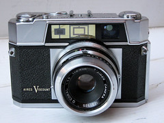 IMG_3100 (zaphad1) Tags: aires viscount 1959 rangefinder range finder 35mm film old manual camera f28 45cm 28 lens q coral aries