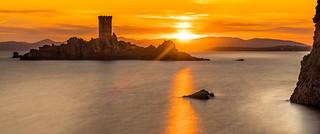 L'île d'or