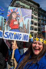 20176499 (sinister pictures) Tags: 2017 sinisterpictures gb greatbritain london uk unitedkingdom canon uniteforeurope nationalmarch parliament protest demonstration placards banners brexit article50 eu europeanunion euflag unionflag gbr hydeparkcorner