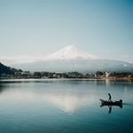 河口湖的逆富士 thumbnail