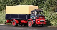IMG_8481_1_1_1 (Frank Hilton.) Tags: classic truck lorry eight wheel maudsley aec atkinson albion leyalnd bristol austin outside heavy haulage crane 8 axle
