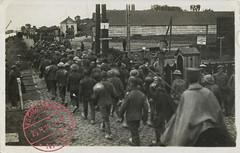 Snaaskerke - Kanaalstraat - 1917 (Feldpost 14) Tags: wwi worldwari flandern operationstrandfest snaaskerke