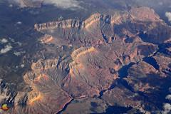 Grand Canyon Fly Over on Southwest Air (DTD_6156) (masinka) Tags: grandcanyon grand canyon flyover air tour flight southwest arizona airplane view landscape nature etbtsy desert az