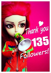 Thank You! :D (GreenWorldMiniatures) Tags: hide psyenceversion psyence obitsu 27cm pullip taeyang