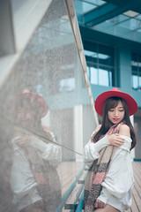 DSC_0365 (Kevin,Chen) Tags: 優格 兒童新樂園 文教館 美少女 d750 yojurt 2470 人像 girl nikon lady portrait 紀思辰