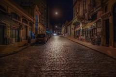 San Telmo (karinavera) Tags: travel sonya7r2 argentina people road santelmo buenosaires night street batis25