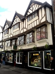 [49752] York : Mulberry Hall (Budby) Tags: york northyorkshire timbered medieval