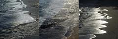 Le bain du soir (andrefromont) Tags: andréfromont andrefromontfernandomort fernandomort triptyque triptych mer sea nerja vague wave