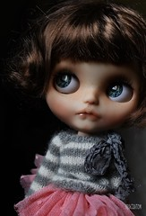 Iriscustom Ooak Blythe custom Art Doll
