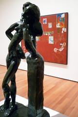 Matisse, La Serpentine (depicted in The Red Studio)