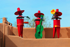 Rooftop Mariachis (www.keithlangermanphotography.com) Tags: albuquerque newmexico oldtownalbuquerque newmexicophotography newmexicophotographers landofenchantment mariachis
