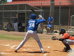 Josh Almonte (BeGreen90) Tags: kissimmee torontobluejays osceolacountystadium extendedspringtraining joshalmonte