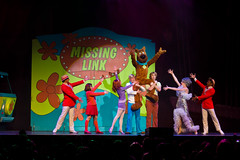 Scooby-Doo, Where Are You? ( ian) Tags: kids texas allen unitedstates performance scoobydoo shaggy scooby mysterymachine velmadinkley daphneblake 2013 fredjones camera:make=canon exif:make=canon exif:iso_speed=1600 exif:focal_length=67mm geo:state=texas canoneos7d norvillerogers alleneventcenter geo:countrys=unitedstates exif:lens=ef24105mmf4lisusm camera:model=canoneos7d exif:model=canoneos7d ianaberle exif:aperture=45 geo:city=allen scoobydoolivemusicalmysteries geo:lon=966548333333 geo:lat=331275