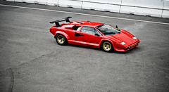 Lamborghini Countach (D.LOS) Tags: red holland netherlands car speed photography nikon italia nederland meeting automotive 80s lamborghini viva supercar countach assen v12 lambo worldcars 55300mm d7000 vivaitalia2013