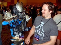 pcc15 (Kurt Colin) Tags: arizona phoenix costume mr freeze predator comicon 2013